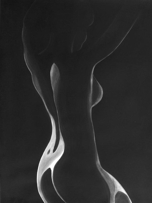 Clair-obscur à nu. dans travaux plastiques ff